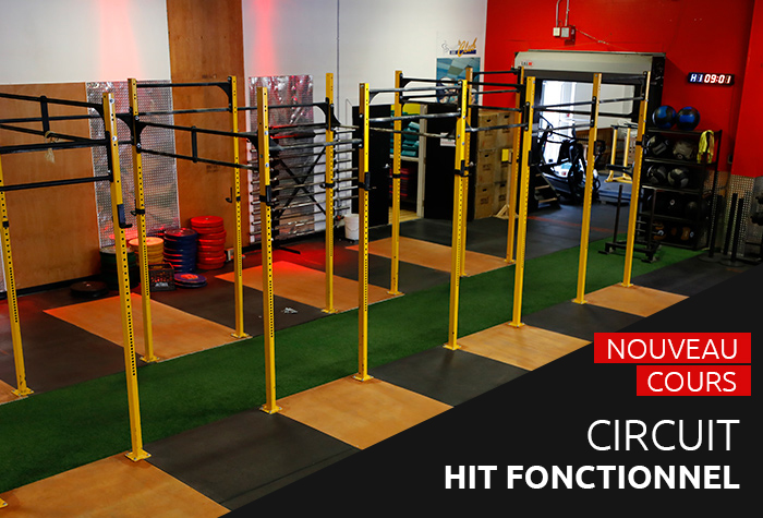Circuit HIT fonctionnel