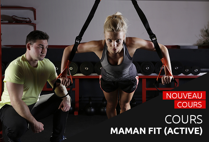 Cours Maman FIT (active)