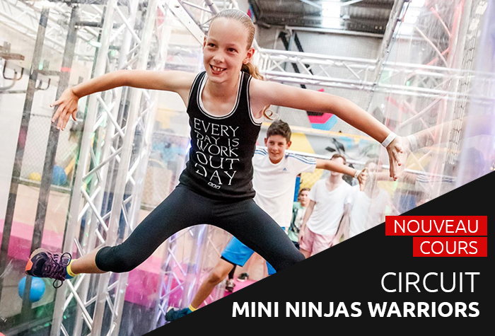 Circuit MINI NINJAS WARRIORS